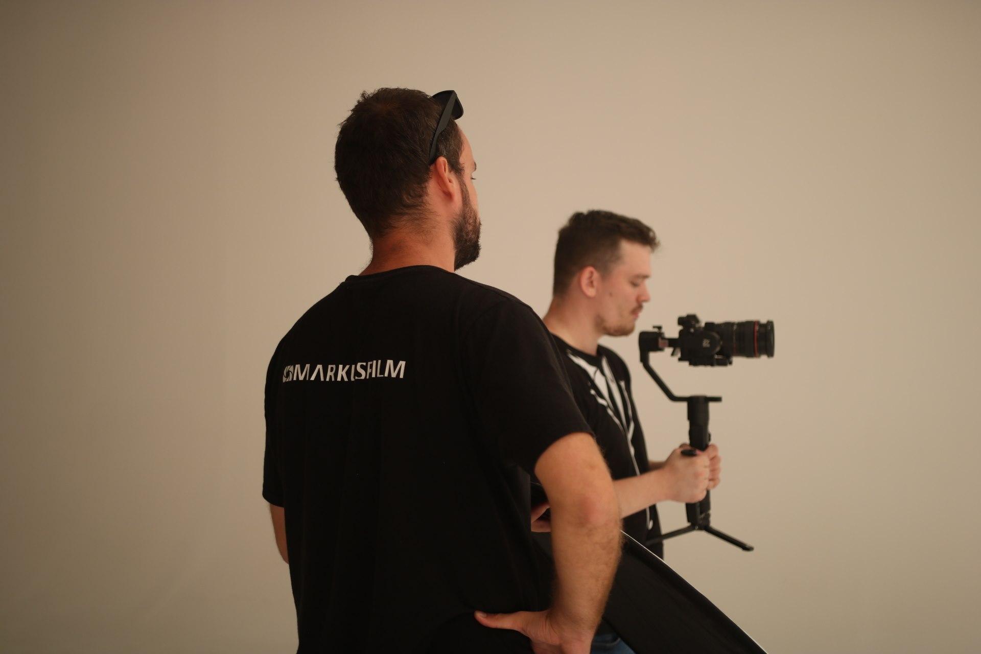 Natáčení hudebních klipů - videa ze zákulisí