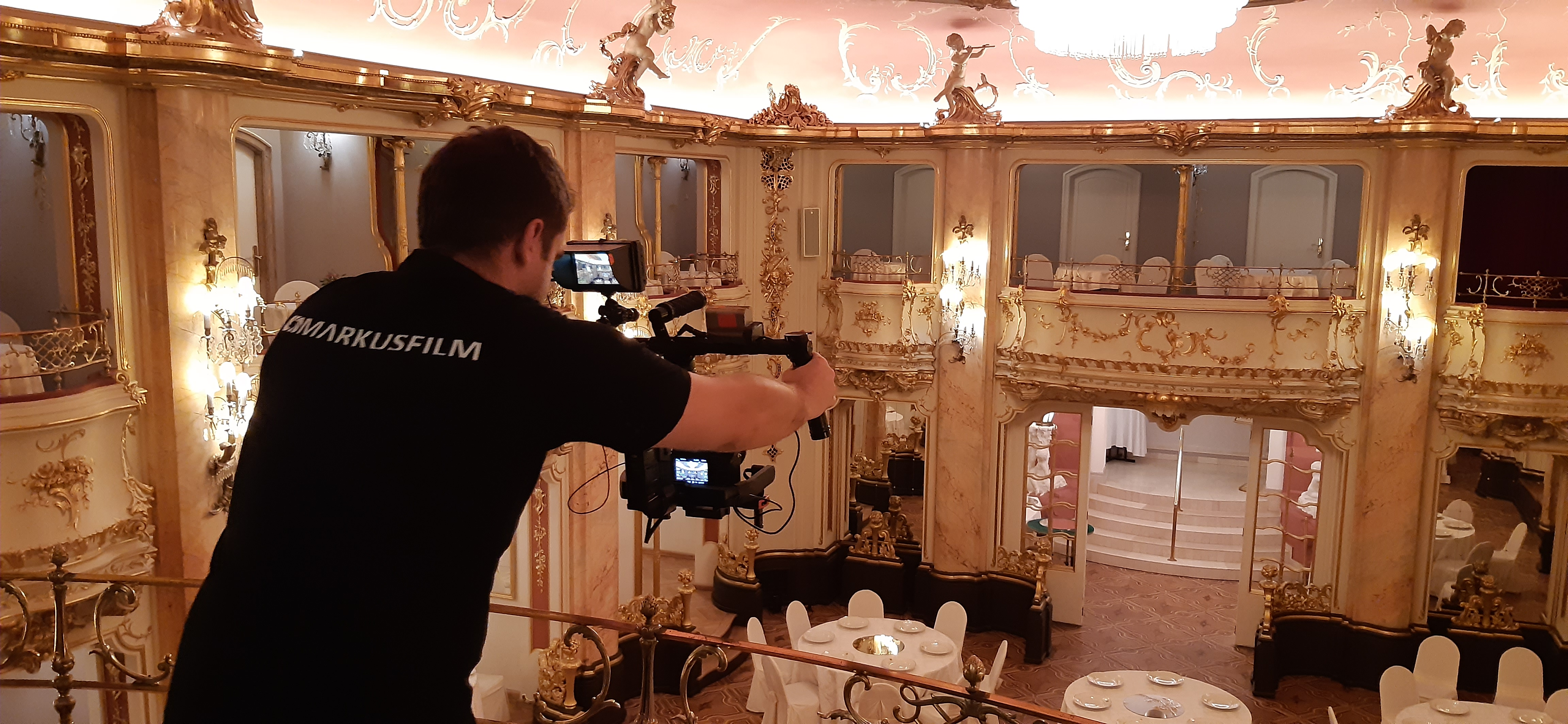 How to film a hotel video?