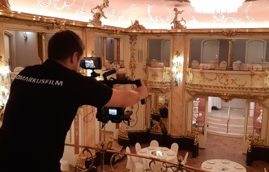 How we shoot the hotel video?