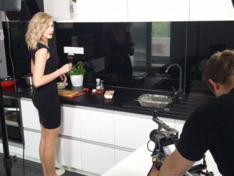 Natáčení reklamy