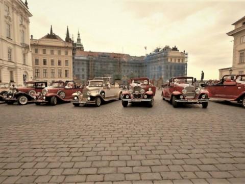Svatební video na Pražském hradě