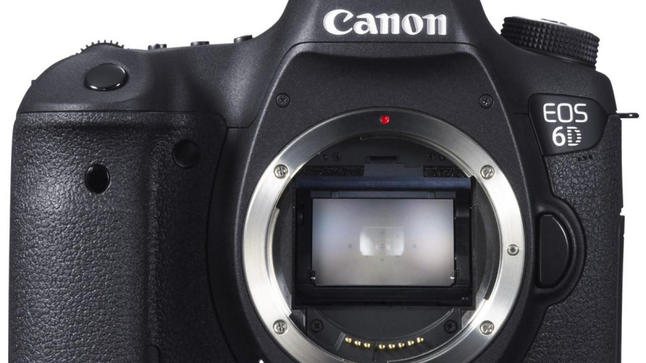 Canon 6D tělo