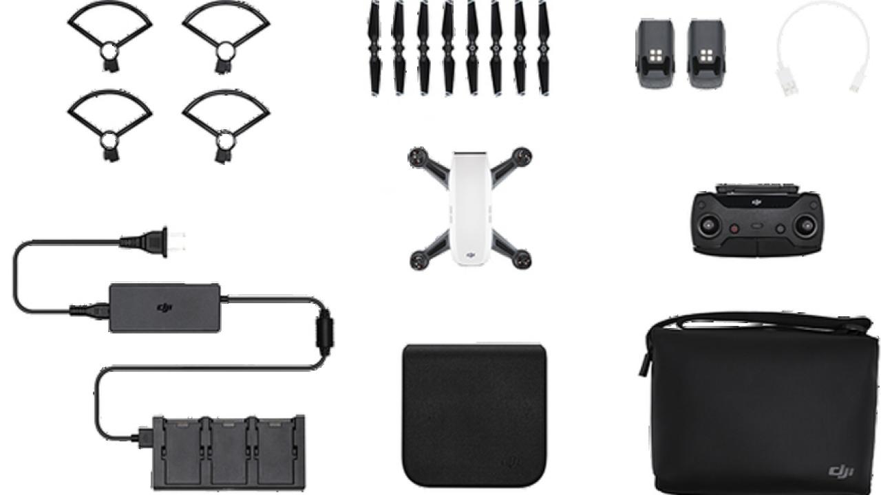 Dron DJI spark Combo set