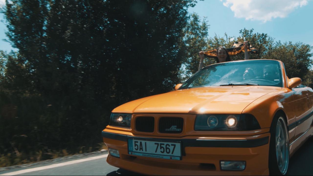 Music video for singer Martyen